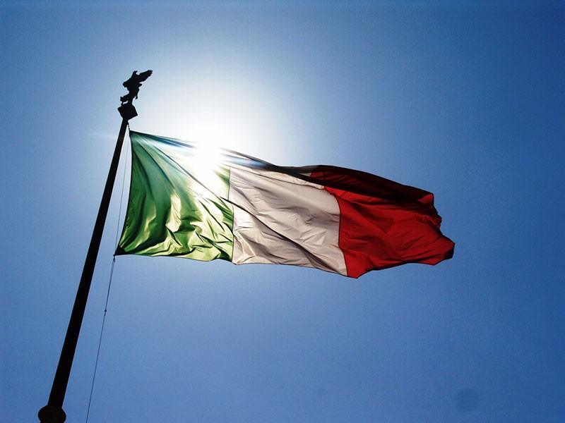 Risultato immagini per bandiera italia