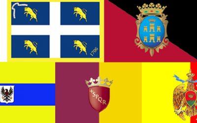 Bandiere delle città