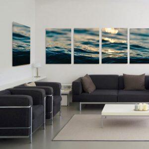 Pannelli fonoassorbenti personalizzati a parete