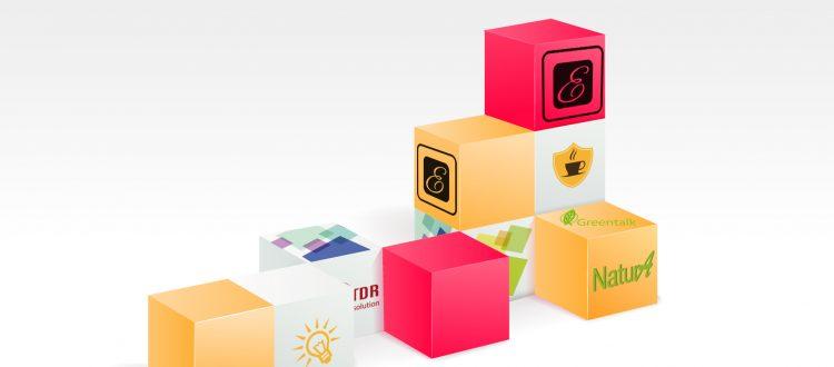 Strutture 3D e cubi personalizzati
