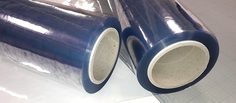 Bobine PVC Cristal