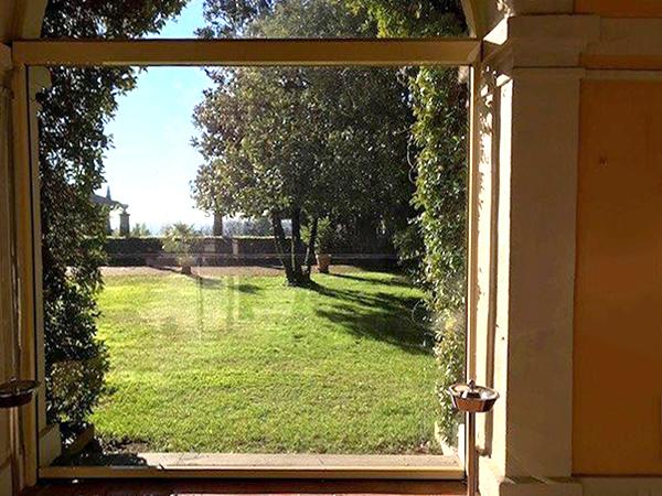 Chiusura per porticati e verande