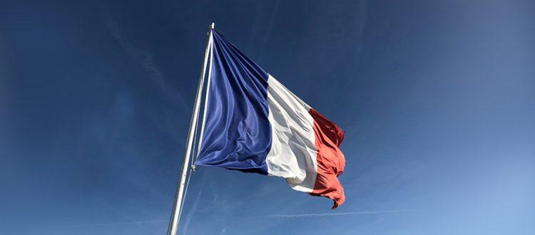 Bandiera nazionale francese