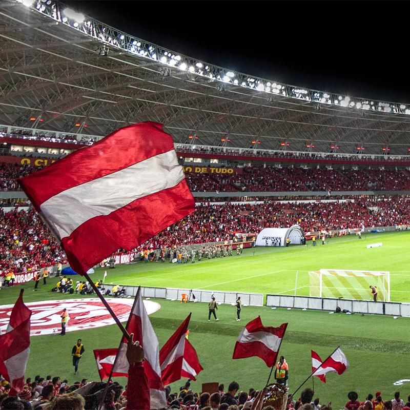 Bandiere da stadio standard