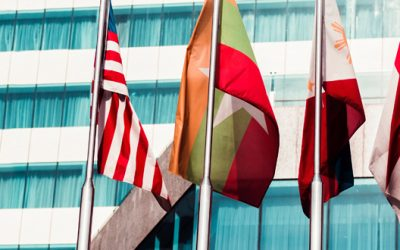 Esposizione bandiere istituzionali
