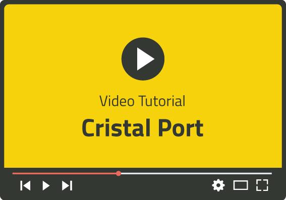 Video Cristal Port