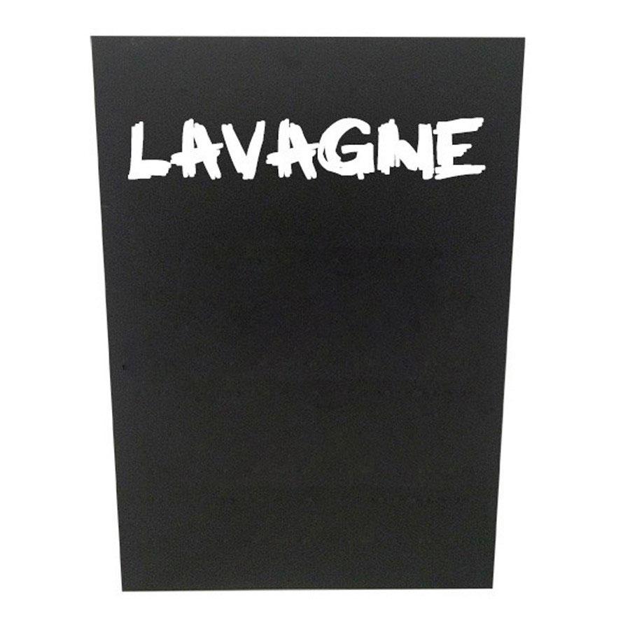 Lavagna nera – Blackboard - riscrivibile
