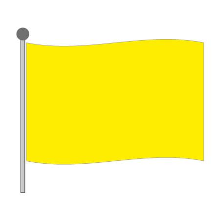 bandiera gialla